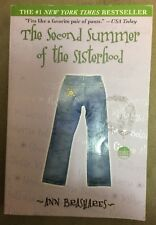 The Second Summer of the Sisterhood-Sisterhood of the Traveling Pants, Paperback
