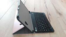 Für Samsung Galaxy Tab A 10.1 Zoll Bluetooth Tastatur Hülle magnetisch roségold