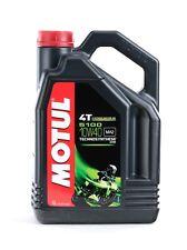 4 Liter MOTUL 10W-40 5100 4T API SL, JASO MA-2, API SJ, API SH, API SG
