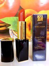 Estee Lauder Pure Color Envy Matte Sculpting Lipstick 3.5g NIB #333 PERSUASIVE