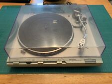 WORKING Technics Direct Drive Automatic SL-D3 Turntable