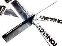 PROFESSIONAL ANTISTATIC HAIR SECTIONING TOOTH METAL PIN TAIL COMB - Toni & Guy