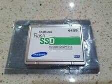 "Samsung SLC SSD ZIF Drive 64GB IDE 1.8""  MCCOE64GEMPP-01A"