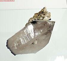 BERGKRISTALL Hämatit crystal KÖTSCHACHTAL Gastein Salzburg Österreich Alpen