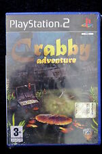 PS2 : CRABBY ADVENTURE - Nuovo, risigillato ! Da Phoenix Games !