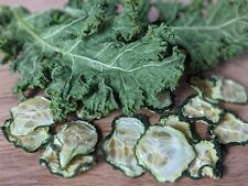 Dried Kale and Cucumber Treats for Rabbits, Guinea Pigs and Small Animals