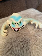 Vintage Halloween Ghost Rubber Plastic Glove Hand Puppet Decoration Toy