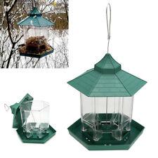 Hanging Wild Bird Feeder Feeding For Gazebo Garden Decor Waterproof Outdoor