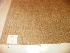 Goldish Beige Hobnail Print Chenille Upholstery Fabric 1 Yard R237