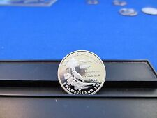 2009-S Silver Quarter US Virgin Islands Deep Cameo Mirror Proof Upper Grade