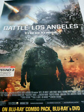Battle: Los Angeles Movie Poster