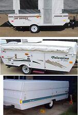Custom Pop up decal kits Rv camper decals graphics sticker fleetwood popup jayco