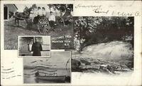 Mountain View NY Multi-View c1905 Postcard