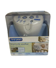 Gentle Vibrations 3-in-1 Crib Soother The First Years Lullabies -Discontinued