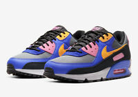 Nike Air Max 90 QS Persian Violet Pollen Rise CN1080-500 Running Shoes Men's NEW