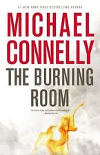 Micheal Connelly - The Burning Room (Harry Bosch Novel, Hardcover, 1st Edition