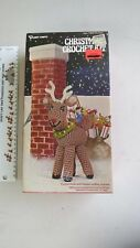 Vintage Vogart Crafts Christmas Crochet Kit-Nos sealed package 3 Available