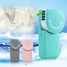 MIMORE USB Desk Fan Summer Mini Fan Cooling Portable Air Conditioning USB Charge