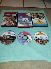 Better off dead + airplane + super troopers (Dvd) Comedy Dvd Lot Lowest Price