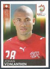 PANINI EURO 2008- #068-HELVETIA-SWITZERLAND-JOHAN VONLANTHEN
