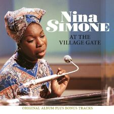 NINA SIMONE - AT THE VILLAGE GATE   CD NEUF
