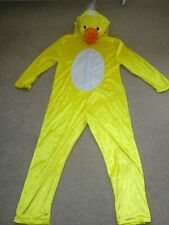 CHILDRENS UNISEX CHICK FANCY DRESS/DRESSING UP FAB FOR EASTER AGE 4-6 YEARS