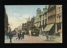 Yorkshire Yorks HULL King Edward St Tram #95 Used 1904 PPC