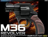 Academy M36 Revolver Loading Handgun 6mm BB Toy Gun Kids Children Military