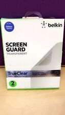 belkin SCREEN GUARD TRANSPARENT. Galaxy Note 8.0