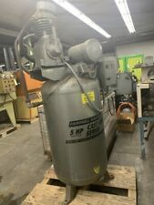 Campbell Hausfeld 5 Hp 80 Gallon Two Stage Air Compressor New 1991