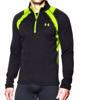 CAMO UNDER ARMOUR MENS BASE EXTREME SCENT CONTROL HUNTING 1/4 ZIP TOP XL 1259135