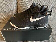 Nike Lebron testigo 3 Size UK 7 Blanco/Negro Nuevo Y En Caja