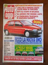 AUTO OGGI n°46 1994 BMW 318 BMW 740 Ford Scorpio Mercedes C180  [P71]