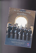 AUSTRALIANS & THE MENIN GATE.  BUGLERS FROM MENIN GATE.  WORLD WAR 1 -