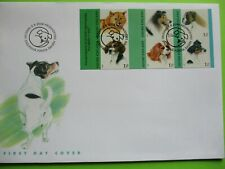 FDC 2008  dogs, booklet