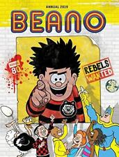 A162 Beano Annual 2019 (annuals 2019) by DC Thompson Hardback Book - 580g He