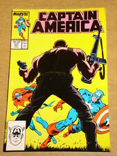 Captain America Comic Book #325 Marvel Comics 1987 VERY FINE//NEAR MINT UNREAD