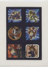 1996 Topps Yu-Gi-Oh! Sticker Collection #156-80-53-113-172-25 5m6