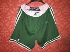 Rare Vintage Boston Celtics basketball shorts size 38 nike