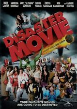 Disaster Movie (DVD) Matt Lanter, Vanessa Minnillo, Kim Kardashian NEW