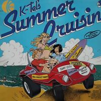 K Tel's Summer Cruisin' Vinyl LP.1976 K Tel NE 918.Monkees/Jan And Dean/Surfaris