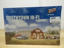 WALTHERS, CORNERSTONE, SOTHTOWN , HO SCALE. PLASTIC STRUCTURE KIT, 933-2919