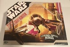 Star Wars Mace Windu's Jedi Starfighter Jedi Knight barco nuevo 30TH aniversario