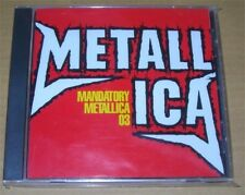 METALLICA - MANDATORY METALLICA 03  - ALBUM SAMPLER (COLLECTIBLE AUDIO CD)