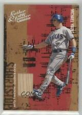2005 Donruss Leather & Lumber Materials Bat /250 Michael Young #97