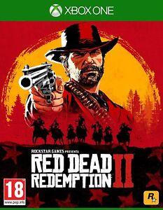 Gioco XBOX ONE usato garantito RED DEAD REDEMPTION 2 ita