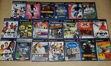 20  PS2 Spiele