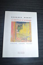 La Stratégie de Bonnard - Georges Roque