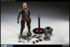 "SIDESHOW COLLECTIBLES GI JOE MAJOR BLUDD MERCENARY 1/6 12"" FIGURE 100072 NEW"