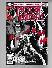 MOON KNIGHT Vol.1 #8,9 (Midnight Man),10,11 1981 NM 9.2.
